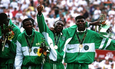 Atlanta '96 - Golden age of Nigerian football