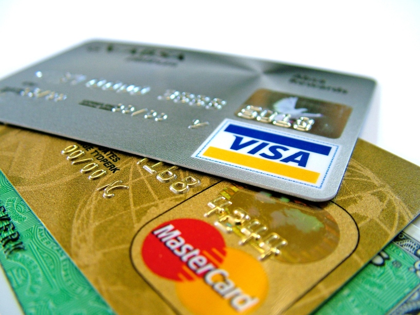 visa debit cards