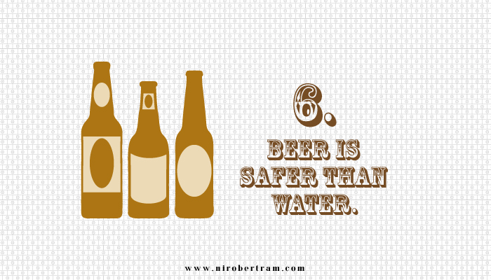 Was Beer Safer To Drink Than Water Why